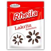 Rheila® Lakritz Scheiben mit Zucker