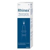 Rhinex® Nasenspray mit Naphazolin 0,05 %