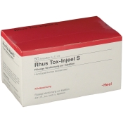 Rhus Tox-Injeel® S Ampullen