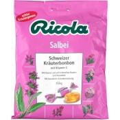 Ricola® Schweizer Kräuterbonbon Salbei mit Zucker