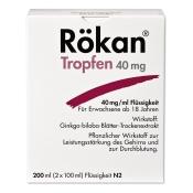 Rökan® 40 mg Tropfen