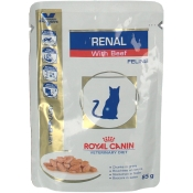 Royal Canin Renal Beef für Katzen