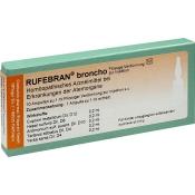 RUFEBRAN® broncho Ampullen