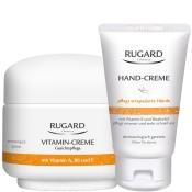 RUGARD Vitamin Set + 100 ml TonMineral Gel-Maske GRATIS