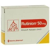 Rutinion® 50 mg