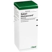 Sabal-Homaccord® Mischung