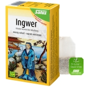 Salus® Ingwer Kräuter-Gewürztee-Mischung