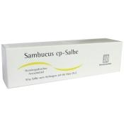 Sambucus cp-Salbe