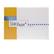 Scarban® Light Silikonverband 5x7,5cm