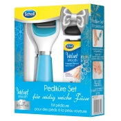 Scholl Velvet Smooth Pediküre Set