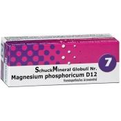 Schuckmineral Globuli 7 Magnesium phosph. D6