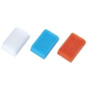schülke wound pad blau rot weiß
