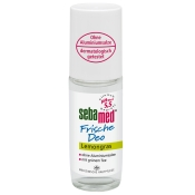 sebamed® Frische Deo Lemongras Roll-on
