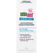 sebamed® Unreine Haut Hautklärendes Gesichtswasser