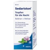 Sedariston® Tropfen für die Nacht