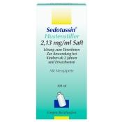 Sedotussin® Hustenstiller Saft