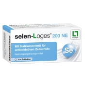 selen-loges® 200 NE Tabletten