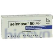 selenase® 50 Ap Tabletten