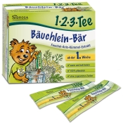 Sidroga® 1-2-3-Tee Bäuchlein Bär