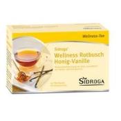 Sidroga® Wellness Rotbusch-Honig-Vanille