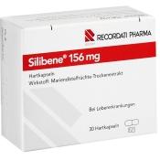 Silibene® 156 mg Kapseln