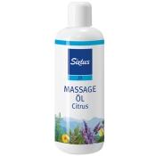 Sixtus fit Massage-Öl Citrus