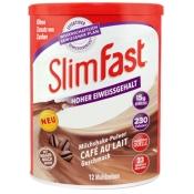 Slim Fast Milchshake-Pulver Café au lait