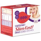 Slim Fast Starter Paket Vanille Geschmack
