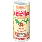 Soja Lecithin Granulat pur