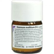 Stannum Mellitum D6 Trituration