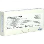 Stibium Arsenicosum D8 Ampullen