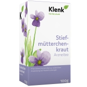 Stiefmütterchenkraut Arznei-Tee Klenk