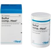 Sulfur comp. Heel® Tabletten