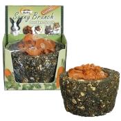Sunny Brunch Garden-Snack Carrots