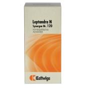 SYNERGON 120 Leptandra N Tabletten