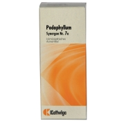 Synergon 7 a Podophyllum N Tropfen