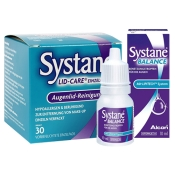 Systane® Augen-Wellness-Pack