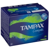 TAMPAX® Compak Super