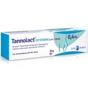 Tannolact® Fettcreme