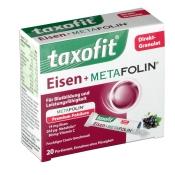 taxofit® Eisen + Metafolin® Direkt-Granulat