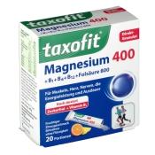 taxofit® Magnesium 400 Direkt-Granulat