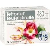 Teltonal® Teufelskralle 480 mg
