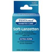 TESTAmed® Soft-Lanzetten Extra Dünn
