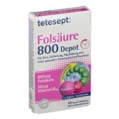 tetesept® Folsäure 800 Depot