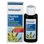 tetesept® Hustensaft Bronchial-activ