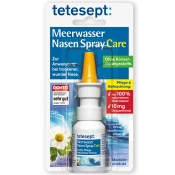 tetesept® Meerwasser Nasenspray Care