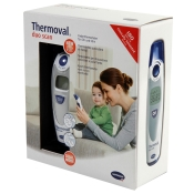 Thermoval® duo scan Ohr- und Stirn Thermometer