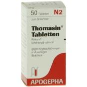 Thomasin 10 mg Tabl.