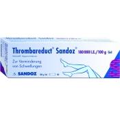 Thrombareduct Sandoz 180 000 I.e. Gel