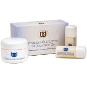 Thymus Hautcreme m.Liposom.2x15ml Gel+Creme